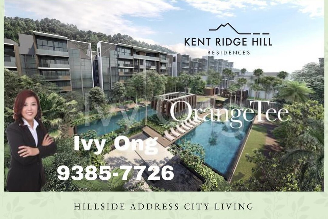 Kent Ridge Hill Residences, Apartment for sale by Ivy Ong